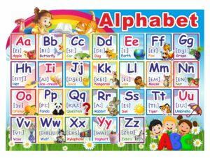 """Англійський алфавіт """"Alphabet"""""""
